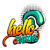 Hello Harties Logo